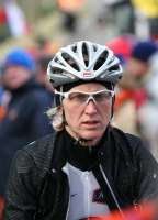 Sue Butler has her game face on. by Andrew Yee