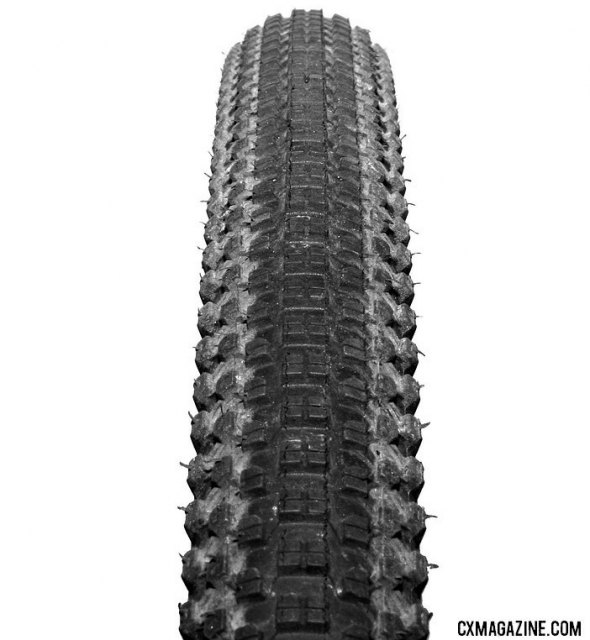Kenda Tomac Small Block 8 Cross DTC cyclocross tire. © Cyclocross Magazine