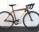 Kona Major One singlespeed cyclocross bike. © Cyclocross Magazine