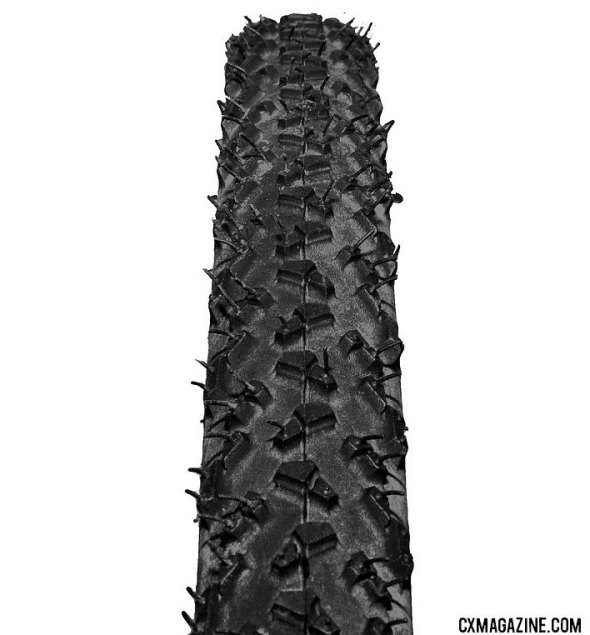 Michelin Mud2 cyclocross tire. © Cyclocross Magazine