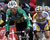 Sven Nys leads the chase behind Niels Albert - file photo