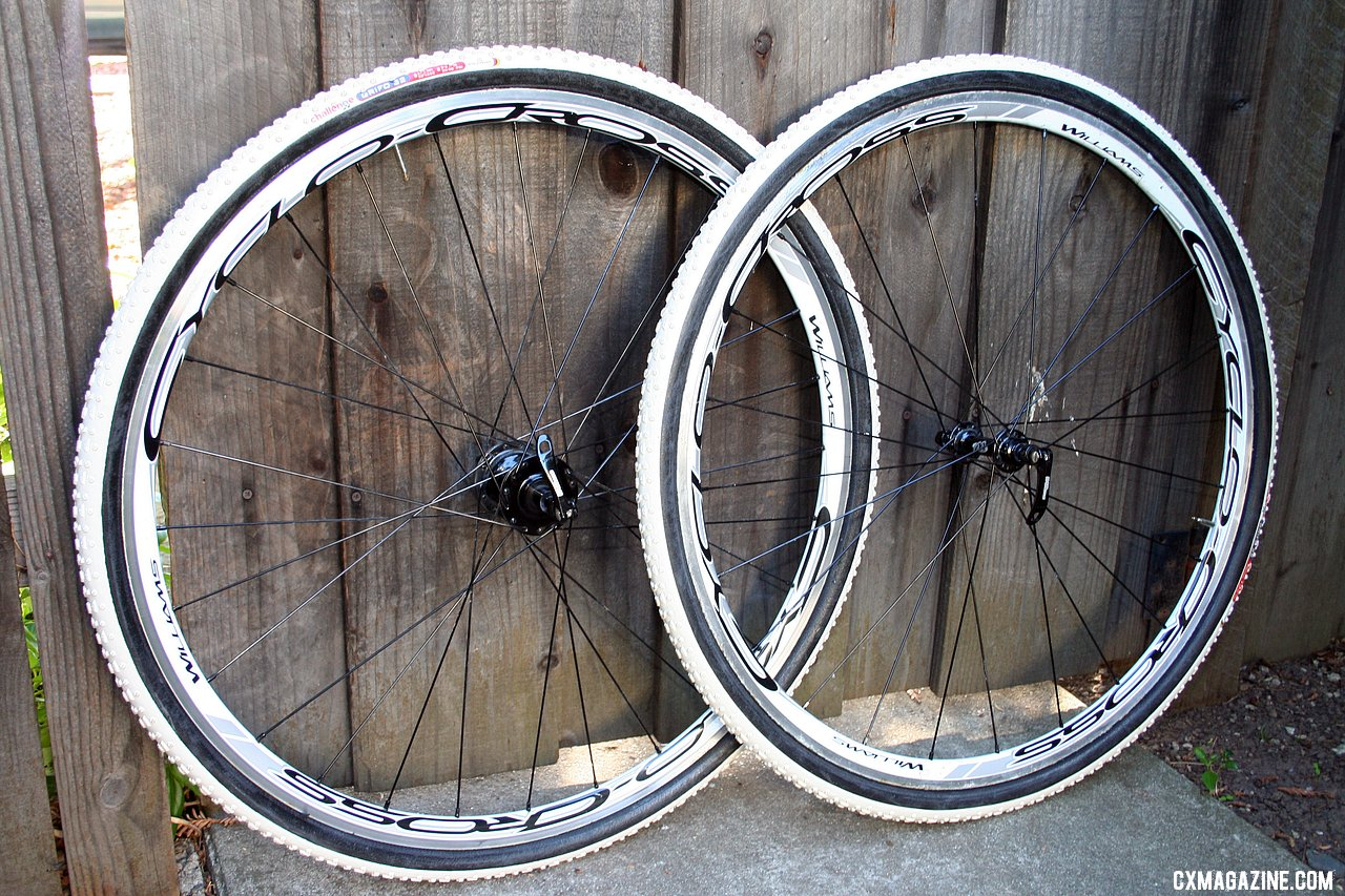 Williams Cyclocross Wheelset © Cyclocross Magazine