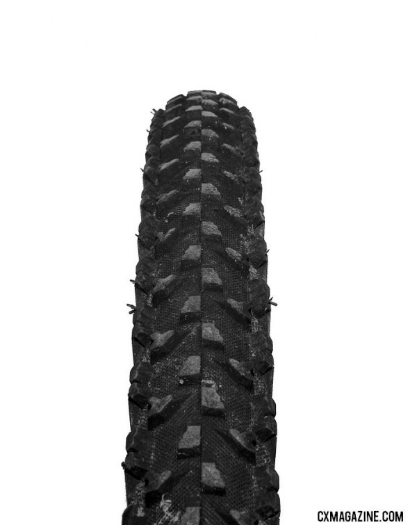 WTB Cross Wolf Tire cyclocross tire. © Cyclocross Magazine