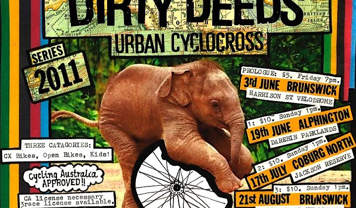 Dirty Deeds is back for 2011 with a bang