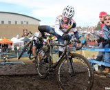 Women: just as tough as men on the cyclocross course. © Cyclocross Magazine