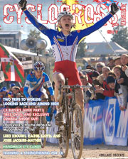 Cyclocross Magazine Back Issue Number Three