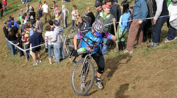 Running is an important part of most cyclocross races- so should you train for it? periwinklekog