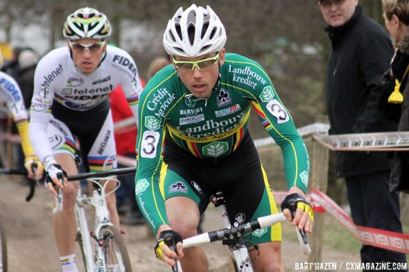 Sven Nys adds the 2011 Fidea Eric Vanderaerden GP to his ever-growing win list.  File photo, © Bart Hazen