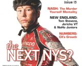 Cyclocross Magazine Issue 13 cover