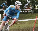 Hopengarten races when not planning the collegiate season. Andy Huff (http://gentlemandesigner.com/)
