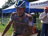 Our newly elite racer, Donny Green, post-race at Nittany. Molly Hurford