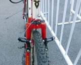 Cane Creek front brakes, Cole wheels, and Challenge Grifos © Cyclocross Magazine