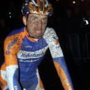 Winner of Nacht van Woerden Bart Aernouts. Bart Hazen