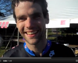 Justin Lindine, the Working Man cyclocrosser, has been tearing it up on the East Coast this season.