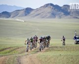 Stage 4 of the Mongolian Bike Challenge. Courtesy of Craig Richey