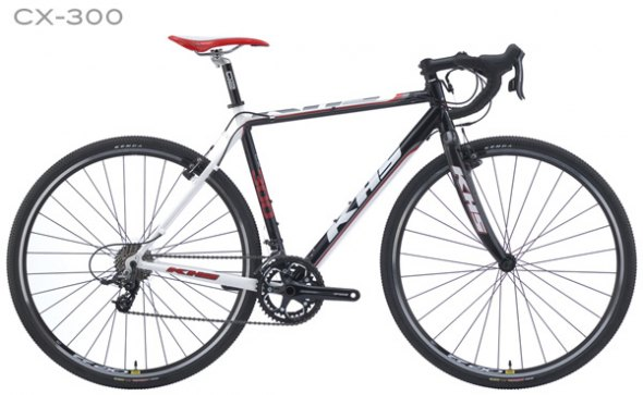 KHS CX300 Cyclocross Bike with SRAM Rival