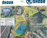 Czech World Cup race course.