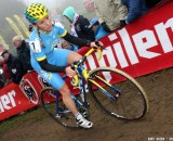 Daphny van den Brand took the win at Hamme Zogge in 2011. © Bart Hazen