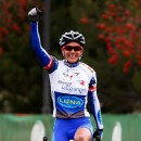 Katerina Nash caps her USGP overall win with a victory at the last race Sunday in Bend. ©Pat Malach©Pat Malach
