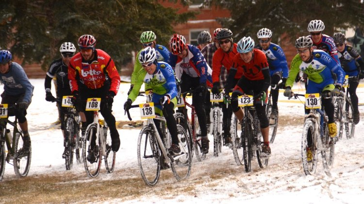 Western State College of Colorado Bike Team, Alpine Orthopaedics © Jesse Pisel