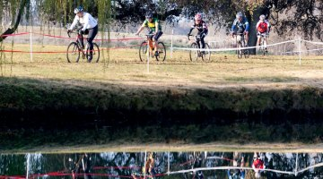 Cyclocross racing at Laguna Del Sol © Tim Westmore