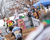 Heckle Hill at Cincinnati's Kings CX featuring the digital Ghoul and the Piñata. Thoman Nguyen