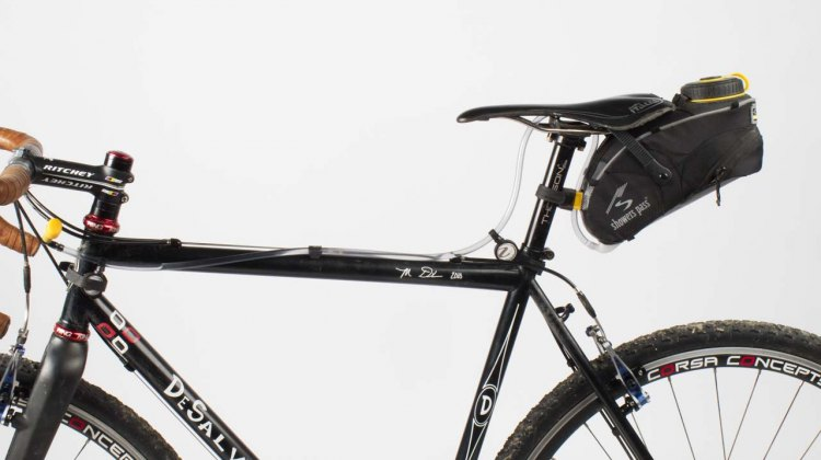 The VelEau, gone cyclocross.