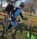 Nicole Borem on her way to the win © Planet Bike