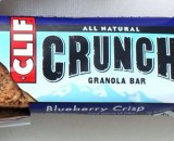 Clif Bar's Crunch Bar reminds us of Nature Valley's granola bars, but with organic ingredients and some new, great-tasting flavors. © Cyclocross Magazine