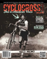 Cyclocross Magazine Back Issue Number Fifteen
