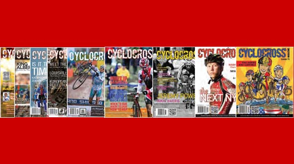 Cyclocross Magazine Issues 6 through 14