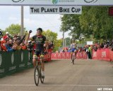 Ryan Trebon took his first UCI win of the season at Planet Bike Day 1. Now we get to look at the race winning effort!  Amy Dykema