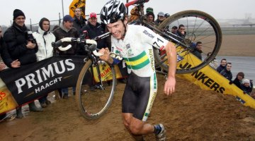 Rattray in action. Bart Hazen