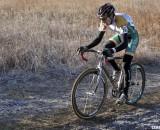 Werner wins D1 Collegiate Men's Title ©Cyclocross Magazine