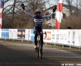 Fred Wittwer takes the 2012 60-64 Masters title. © Tim Westmore