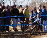 Andrew Dillman - Junior men's 17-18 race, 2012 Cyclocross National Championships. © Cyclocross Magazine
