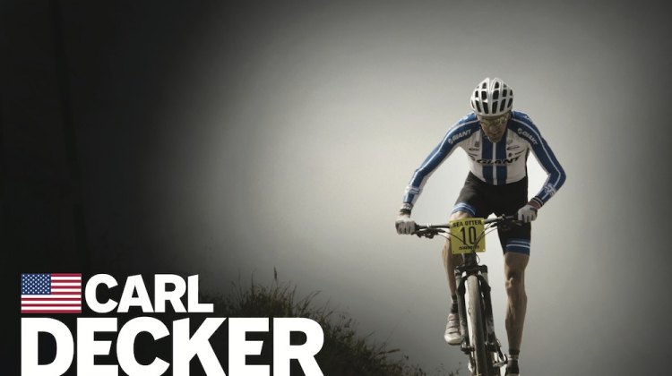 CX/XC-er Carl Decker is back for another year on the Giant Factory Off-Road Team