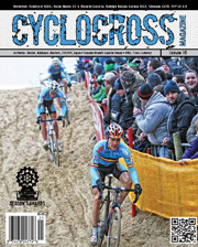 issue 16 cyclocross magazine