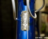 Shamrock bicycles are made in Indianapolis, Indiana by Tim O'Donnell. © Kevin White