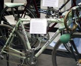 Paul Sadoff's personal Rock Lobster team bike at NAHBS 2012. ©Cy