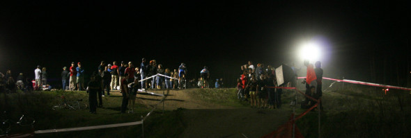 Training, racing, or cyclocross practice: You'll likely need a good light to extend your season. © Cyclocross Magazine