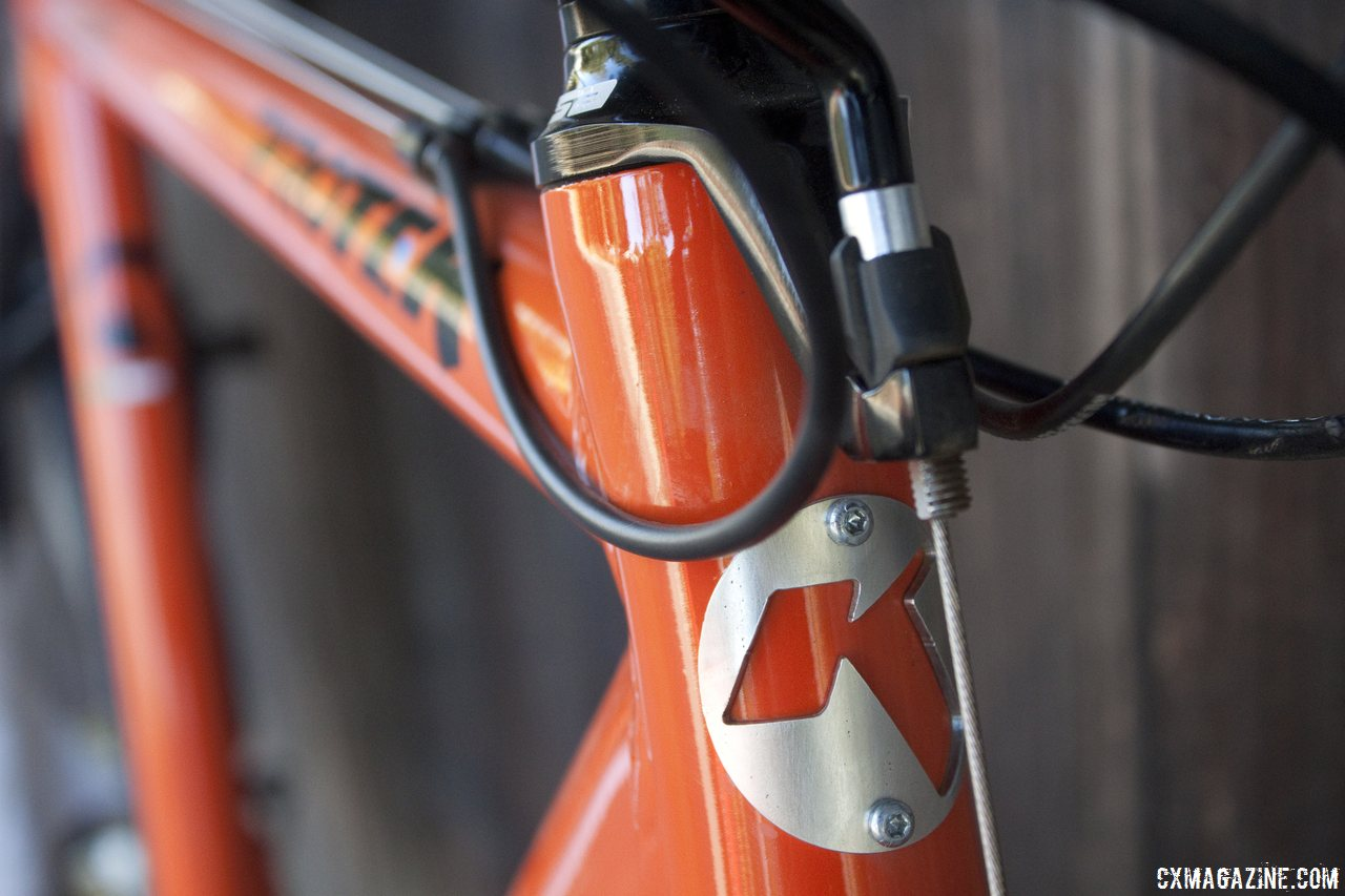 Protek by Carota custom cyclocross bikes. Aluminum, steel, carbo