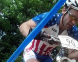 Lindine started at the back at Windham and had some bad luck along the way. Cyclocross Magazine
