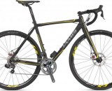 2013 Jamis Pro Cyclocross Bike with Avid BB7 Disc Brakes and Ultegra Di2