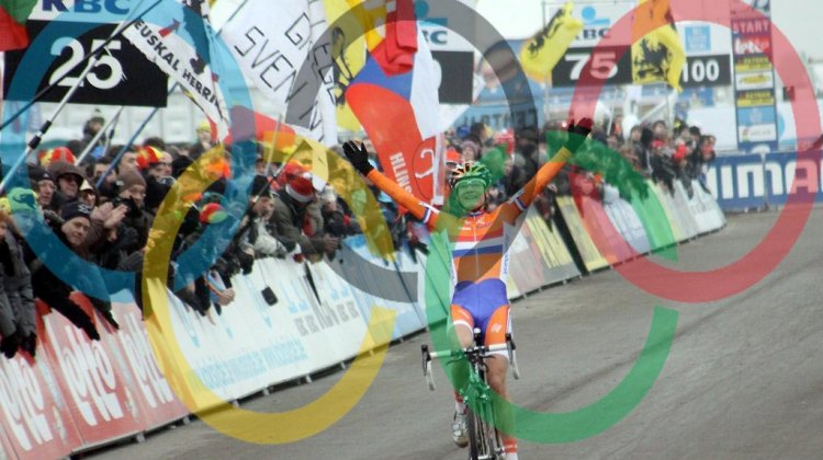Marianne Vos is arguably the winningest female cyclist in the world right now. Bart Hazen