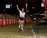 CrossVegas 2012 - Jeremy Powers collects another elusive title in 2012. ©Thomas Van Bracht