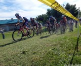 The start of the men&#039;s race at Nittany last weekend. Cyclocross Magazine