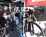 The Volagi Viaje looks to attract riders who want more than a race-day rig from their bike. © Cxmagazine