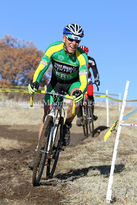 Waldman at the Colorado State CX Championships.