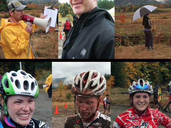 Smiling faces at Cross on the Rock. © Pro City Racing
